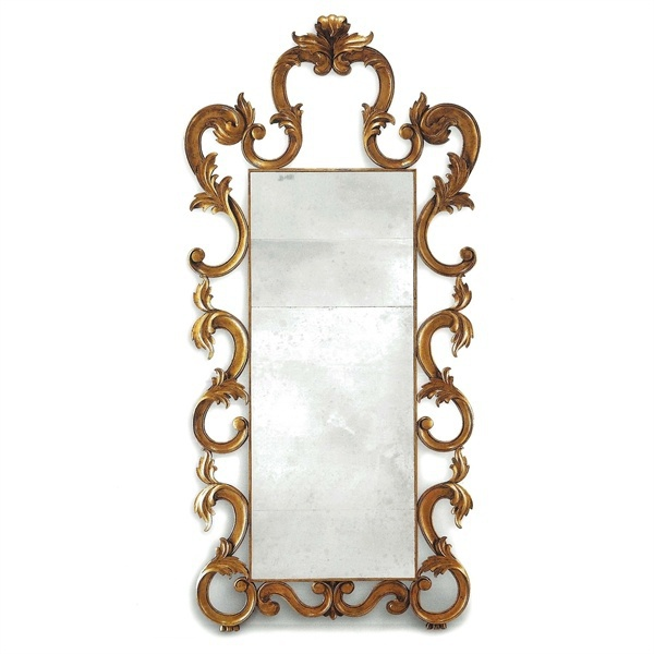 Wall mirror, Christopher Guy