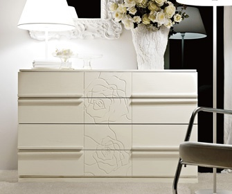 Dresser with drawers, Benedetti