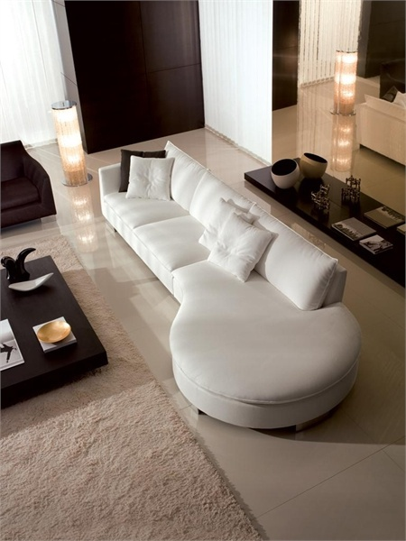 Three Seater Sofa, MEDITERRANEO   CTS Salotti