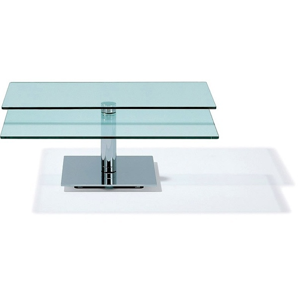 Modern tables in the style of hi tech will become a decoration of any room - Table basse high tech ...