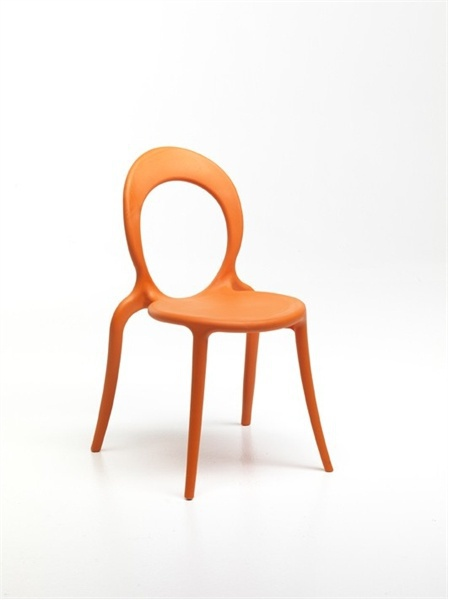 Chair without armrests, Holly - Sintesi