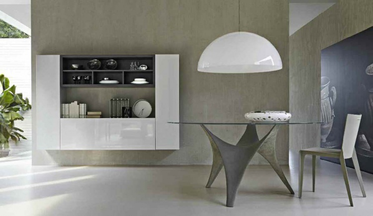 Dining room (dining set) Molteni, Pass