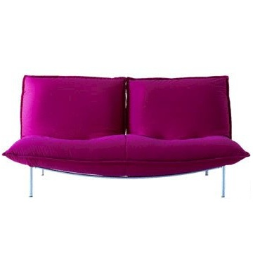 The CALIN armchair Love-seat