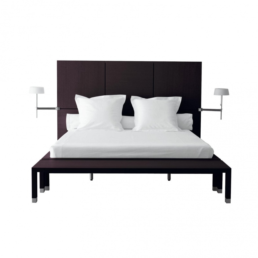 double bed lumeo bed ligne roset luxury furniture mr. Black Bedroom Furniture Sets. Home Design Ideas