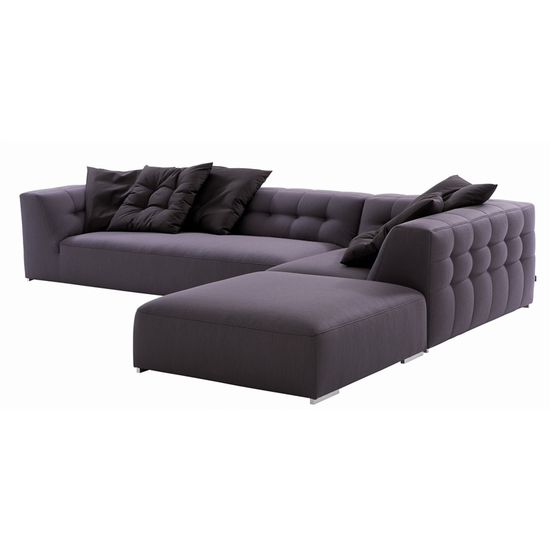 Modular Sofa In Fabric Malhoun Ligne Roset Luxury Furniture Mr