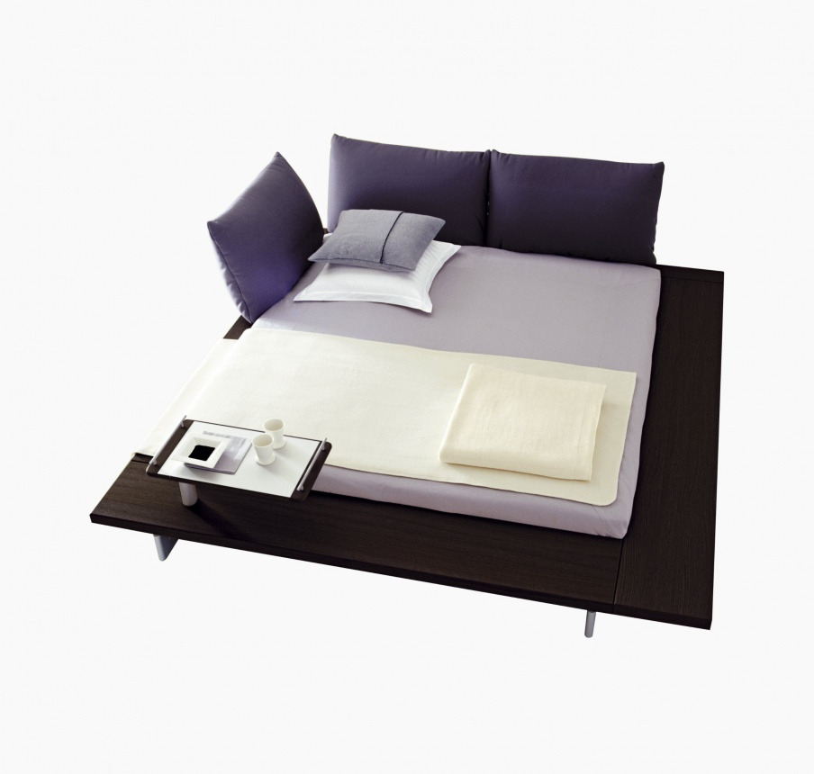 double bed maly bed ligne roset luxury furniture mr. Black Bedroom Furniture Sets. Home Design Ideas