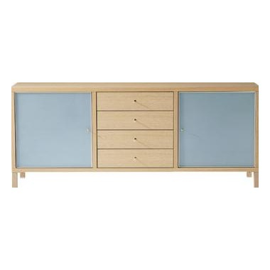 The Low Lying Chest Of Drawers, Sideboard SQUARE   Ligne Roset