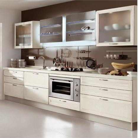 kitchen (Suite kitchen), Fosca 3 - Cucine LUBE - Luxury furniture MR