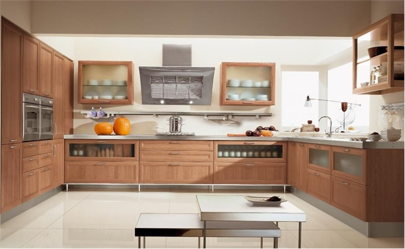 kitchen (Suite kitchen), Fosca 5 - Cucine LUBE - Luxury furniture MR