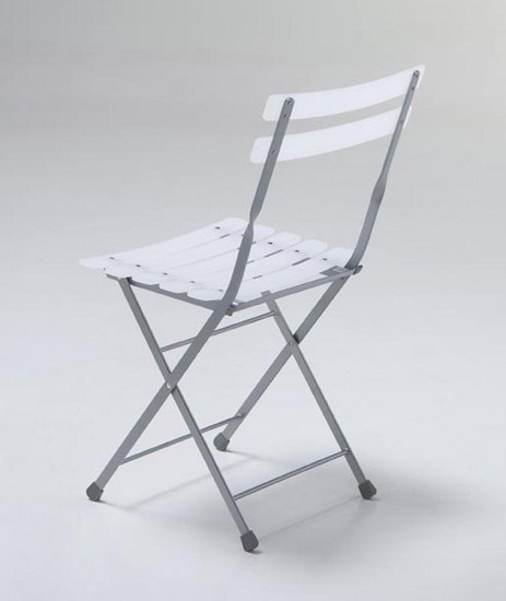 Riviera folding chair, Sintesi