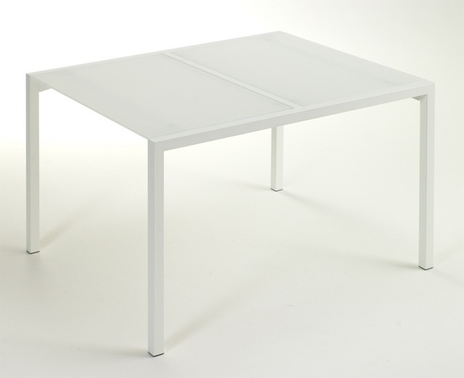 Mondrian dining table, Sintesi