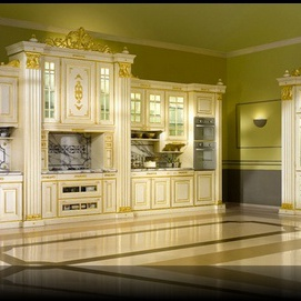 Kitchen (kitchen set) Soccio Anchise