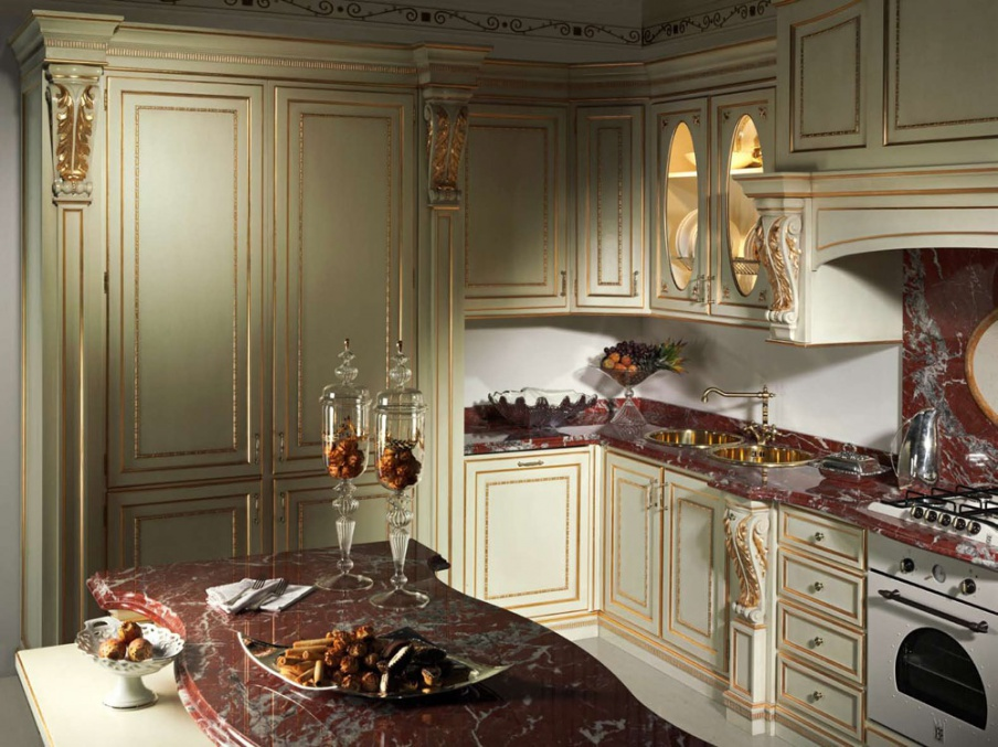 Kitchen furniture kitchen) BORDIGNON CAMILLO