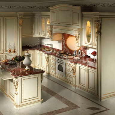 Kitchen (kitchen set) Bordignon Camillo