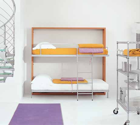 Bunk bed, Clei