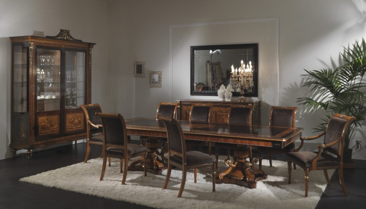 Dining table Ceppi