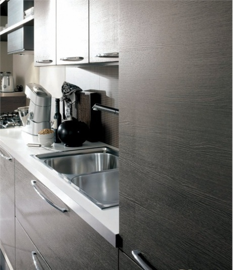 Set for the kitchen Veneta Cucine - Luxury furniture MR