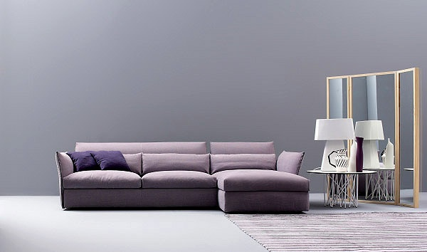 Living room (sofa set) Arflex