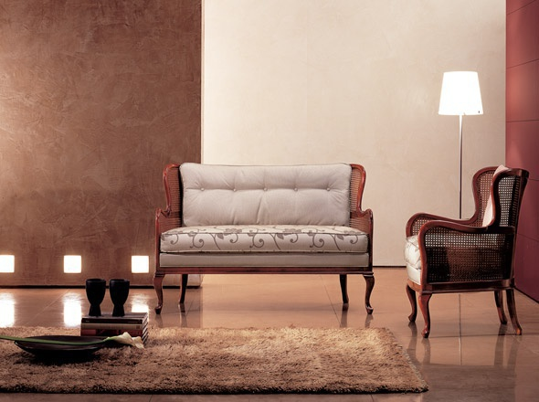 Living room (sofa set) Medea