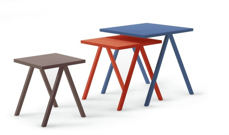Coffee tables Hiip Table, Cappellini
