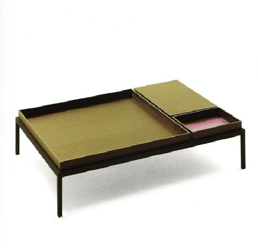 Coffee table Milan Paris, Artelano