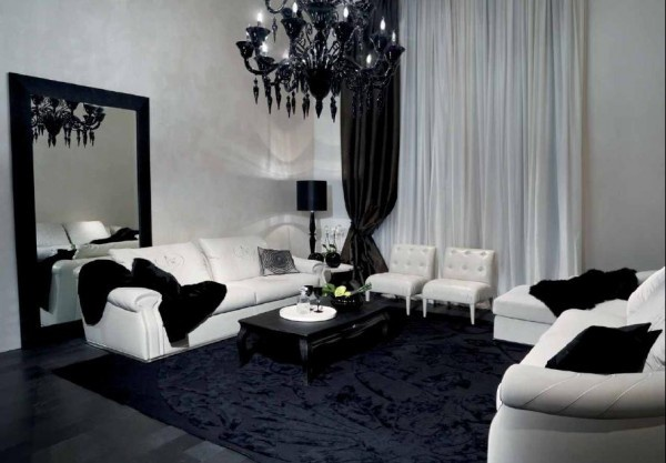 Living Room (sofa Set) CLUB POLO, Fendi