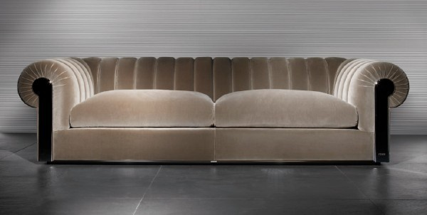 The Minosse Sofa Double Fendi Luxury Furniture Mr