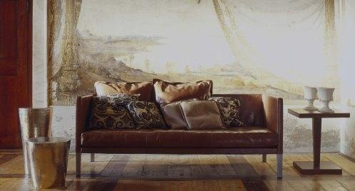 Living room (sofa set), Baxter