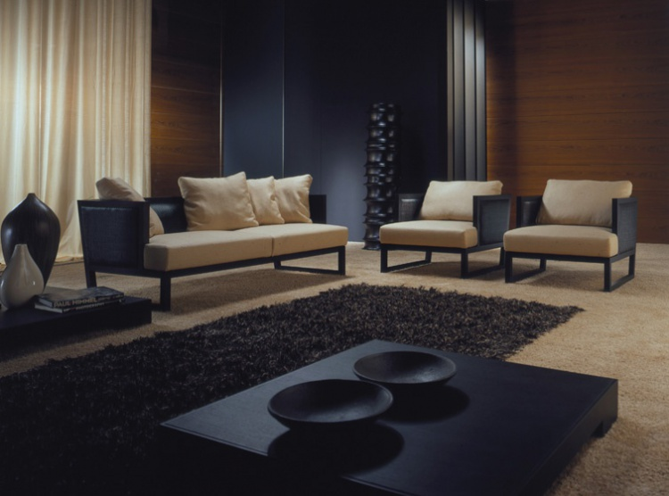 Living room (sofa set) Acam