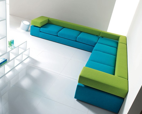 Sofa corner, Domingo Salotti