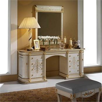 Dressing table coqueta blanca California