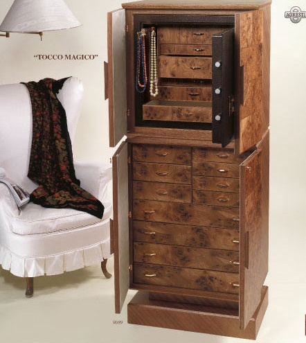 a chest of drawers for jewelry agresti luxury furniture mr. Black Bedroom Furniture Sets. Home Design Ideas