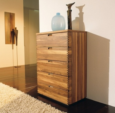 The sideboard chest of drawers Flavo