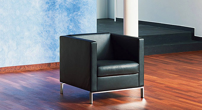 The Foster 501 Armchair