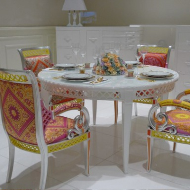 Set For The Dining Room , Versace Home
