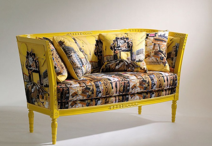 The berlin sofa versace home luxury furniture mr Versace sofa