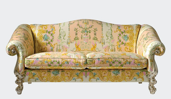 Couch Hermitage Versace Home