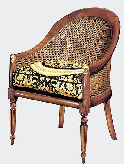 The Chair Sissi Versace Home Luxury Furniture Mr