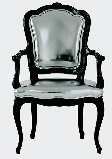 Chair with armrests, Dotsenko - Versace Home