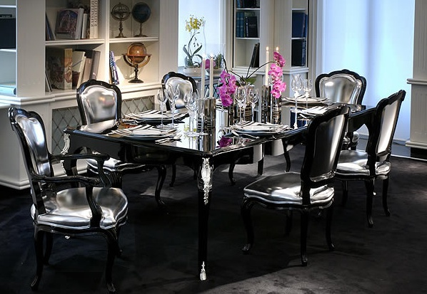 Dining Table, Berenice   Versace Home
