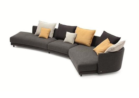 Modular Sofa Onda Rolf Benz Luxury Furniture Mr
