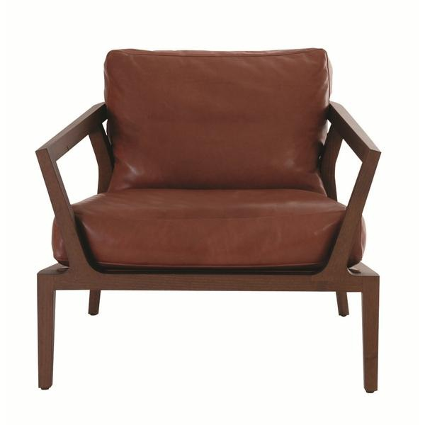 The armchair, Lounge armchair Echoes - Roche Bobois ...