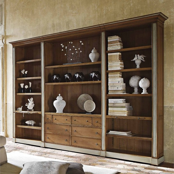 bookcase hauteville roche bobois luxury furniture mr. Black Bedroom Furniture Sets. Home Design Ideas