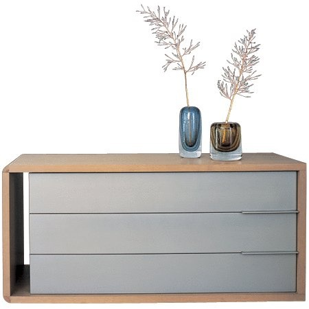 Dresser with drawers, Rive Droite - Roche Bobois