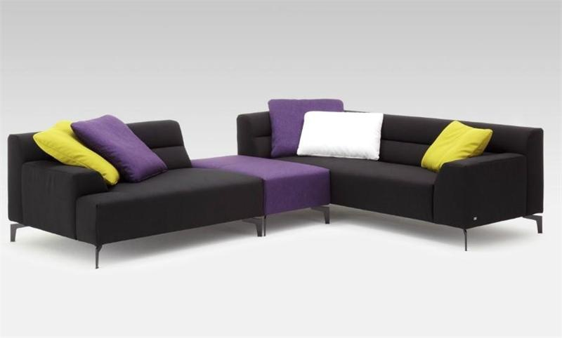 Modular sofa neo rolf benz luxury furniture mr for Sofa benz outlet