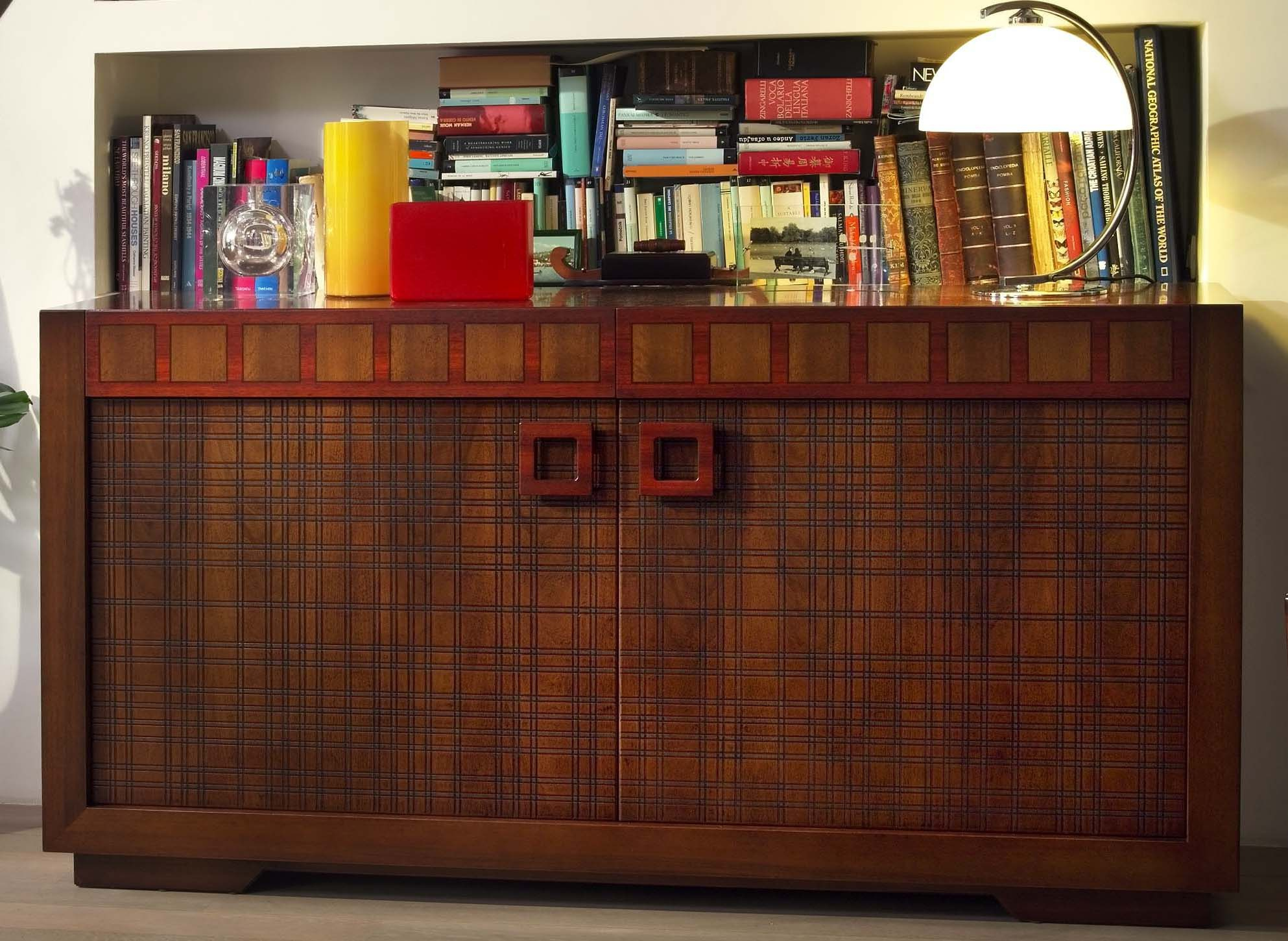 The buffet in an Art Deco style factory Arca - Luxury furniture MR