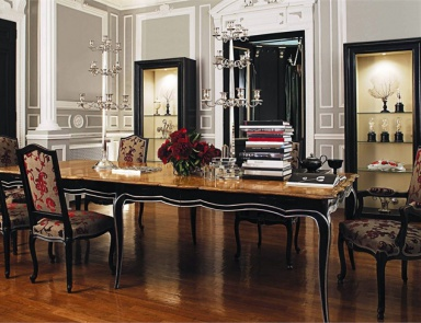 dining room Roche Bobois - Luxury furniture MR