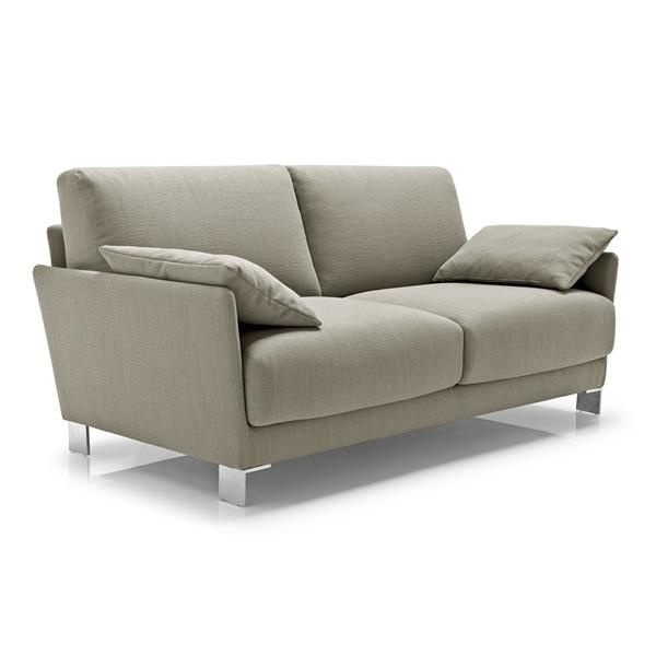 Double Sofa Bed With Metal Legs Calligaris Luxury Furniture Mr