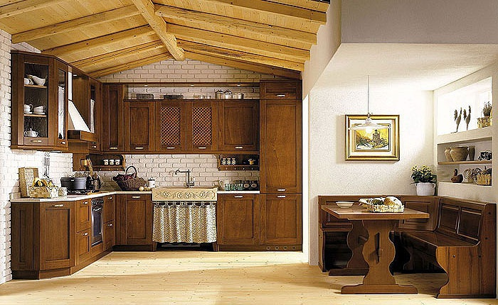 Kitchen (kitchen set) Astra