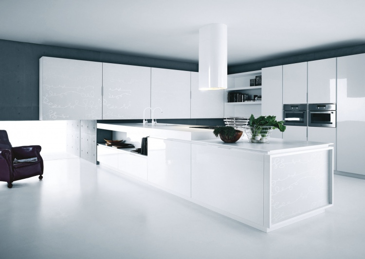 Kitchen furniture kitchen) CESAR, Yara